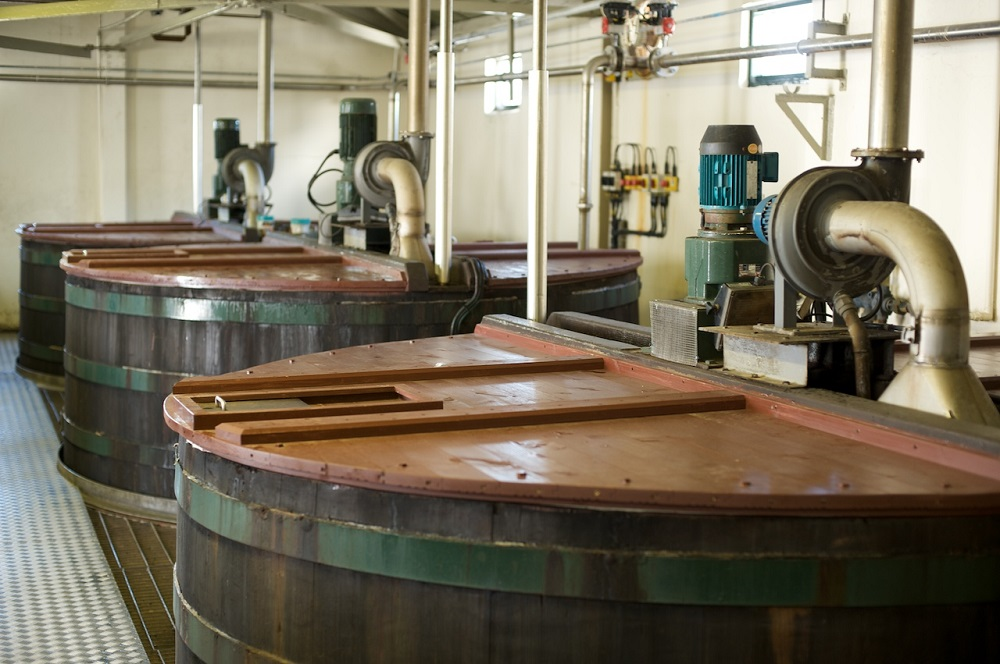 Washbacks van Lagavulin